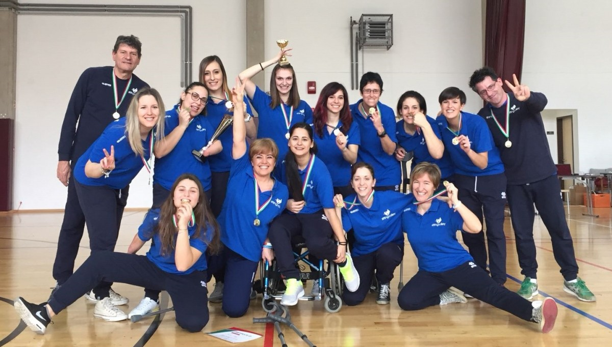 Le Azzurre del Sitting Volley si aggiudicano l'Hungarian Open Tournament!