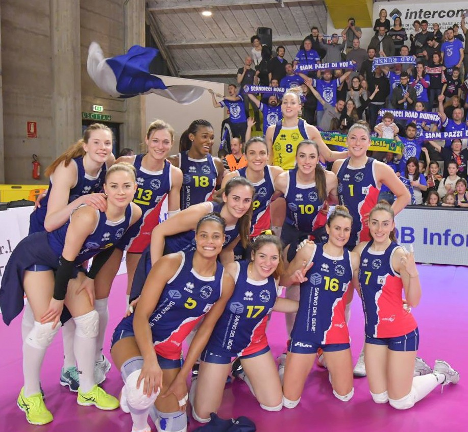 Quarti di Finale Play-off Scudetto femminile: bene Scandicci e Novara!