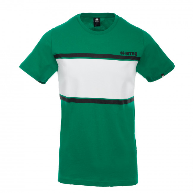 SPORT FUSION SS19 MAN COLOUR BLOCK T-SHIRT MC JR BIA VER NER - REPUBLIC