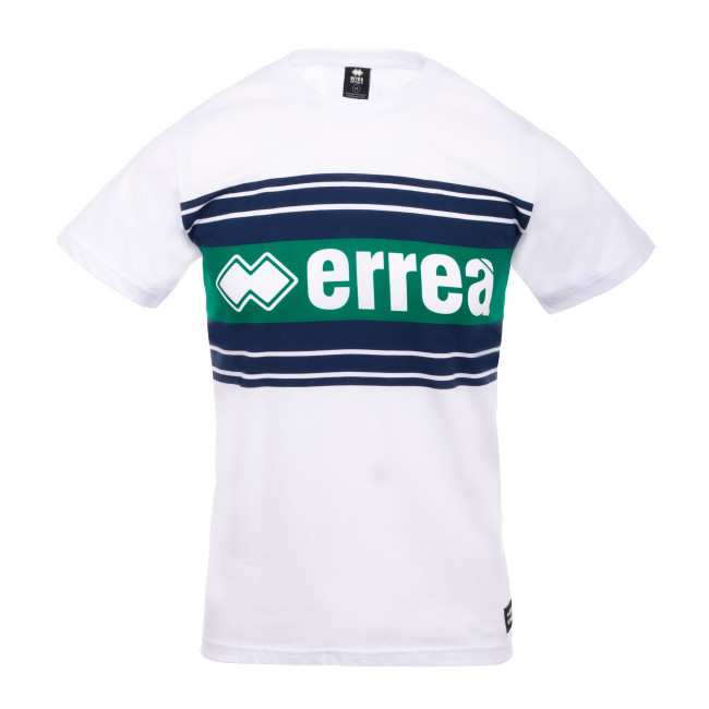 SPORT INSPIRED SS20 MAN RUGBY T-SHIRT 036 MC AD BIANCO - REPUBLIC