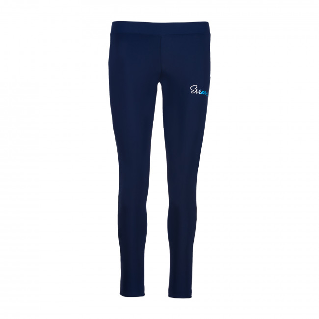 ESSENTIAL SS20 WOMAN NEW LOGO LEGGINGS 116 AD BLU - REPUBLIC