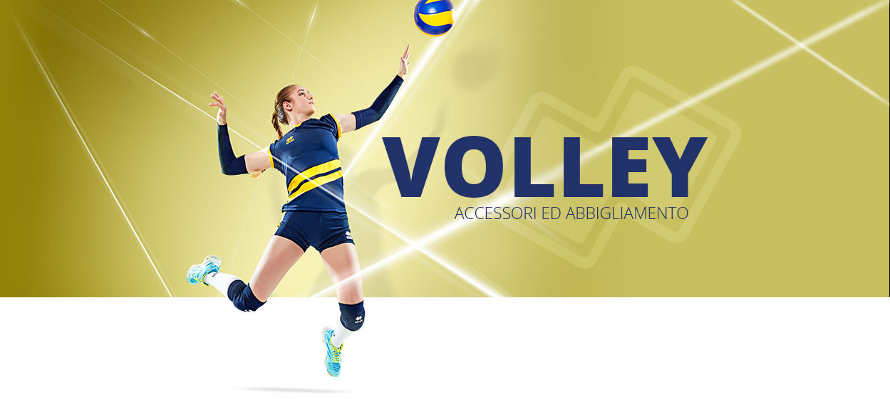 Errea Sport Pallavolo - shop now